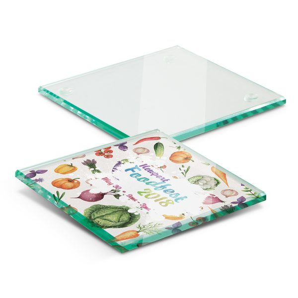 Single Glass Coaster