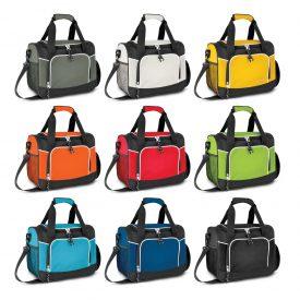 Printed Antarctica Cooler Bag