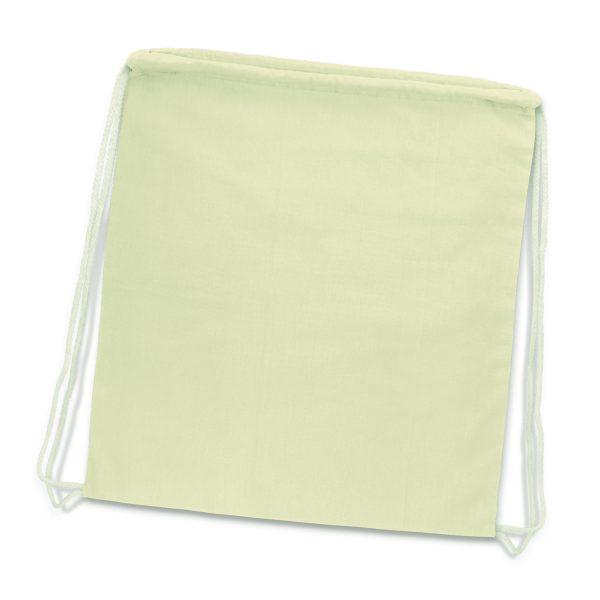 Cotton Drawstring Backpack - 111804
