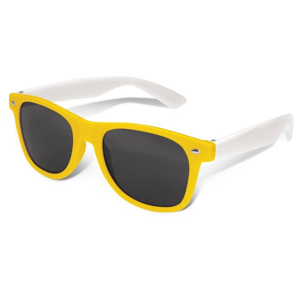 Malibu Premium Sunglasses - White Arms 112014