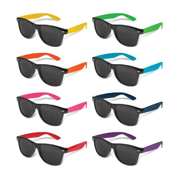 Malibu Premium Sunglasses - Black Frame 112025