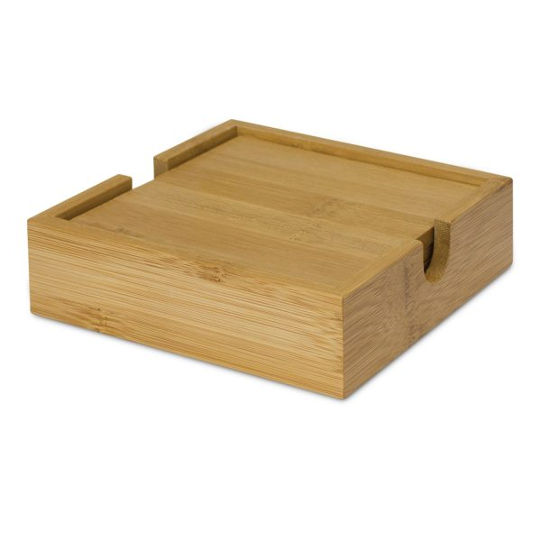Bamboo Coasters - 112030