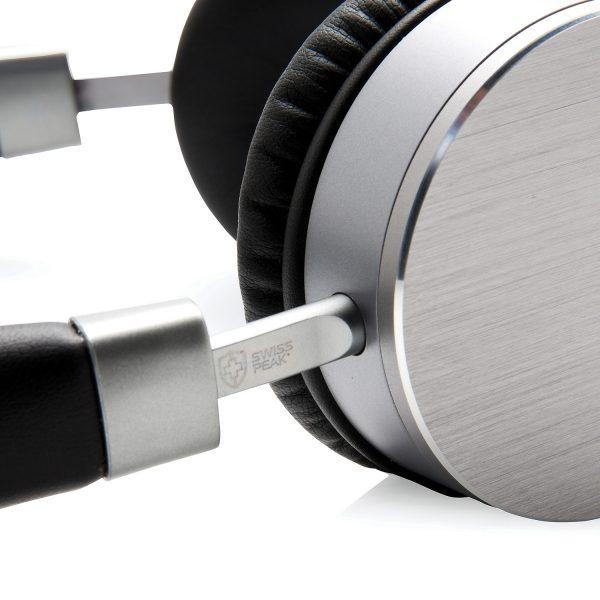 Swiss Peak Headphones Black
