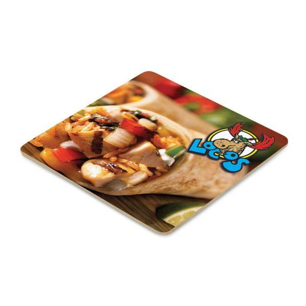Cardboard Drink Coaster - Square - 112892