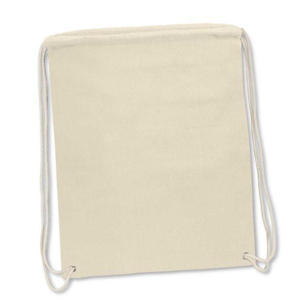Brazil Cotton Drawstring Backpack - 112916