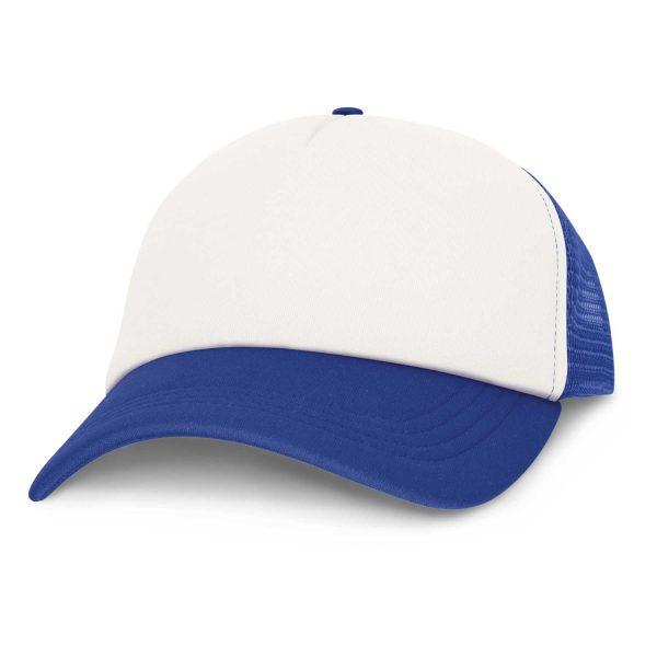 Cruise Mesh Cap - White Front - 113032