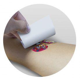 Temporary Tattoo Foil - 51mm x 51mm - 113188