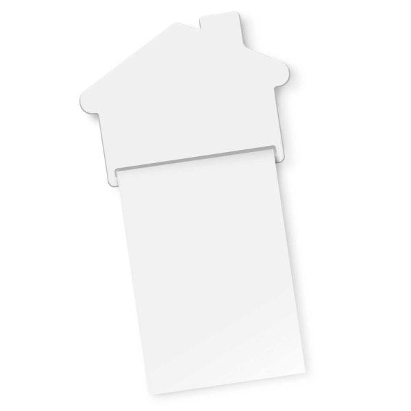 Magnetic House Memo Pad - 113367