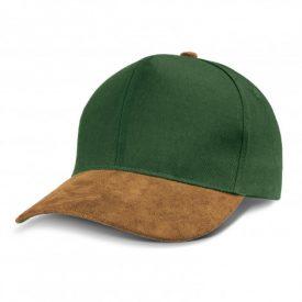 Outback Suede Peak Cap - 114372