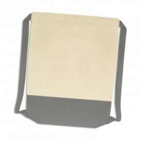 Reno Cotton Drawstring Backpack - 114422