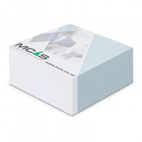Memo Cube Note Pad - 400 Leaves - 118504