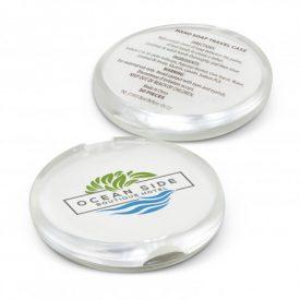 Hand Soap Travel Case - Round - 200331