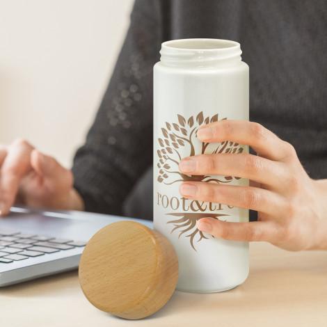 Reservoir Double Wall Ceramic Bottle - 118554