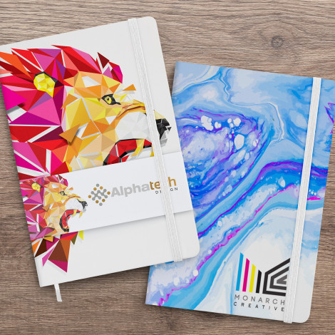 Supra Full Colour Notebook - 118183