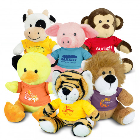 Assorted Plush Toys - 118876