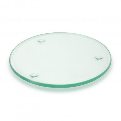 Venice Single Glass Coaster Round - Full Colour -120163